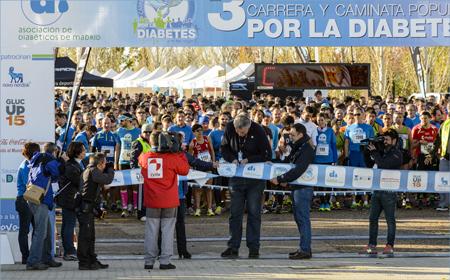 Fernando Romay apadrinó el evento