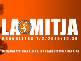 Celebrado el 10º Aniversario de Diatlétic en La Mitja Marató de Granollers