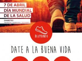 Cruz Roja Española y la Fundación para la Diabetes lanzan campaña de sensibilización para prevenir la diabetes tipo 2