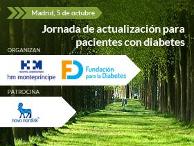 II Jornada de actualización de diabetes para pacientes