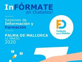 InFÓRMATE en Diabetes! Palma de Mallorca