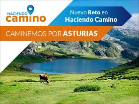 Próximo reto: Caminemos por Asturias