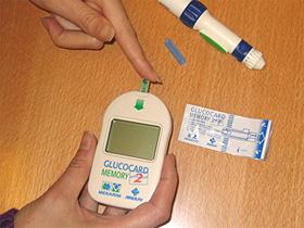 Tiras de autocontrol de la glucemia en Diabetes Tipo 2