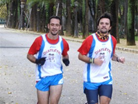 Entrevista a los hermanos Alcazar, deportistas con diabetes