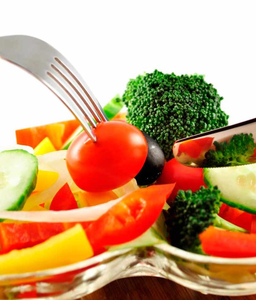 Prevenir la diabetes con alimentación