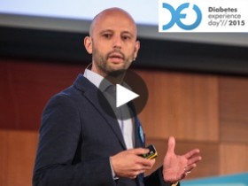 Ponencias del Diabetes Experience Day 2015 en vídeo