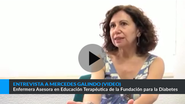 Enlace a entrevista a Mercedes Galindo