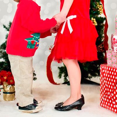 Navidad y niños con diabetes