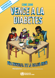 Come sano. Vence la diabetes