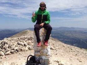 Antonio Lledó, el primer participante con diabetes en la Titan Desert