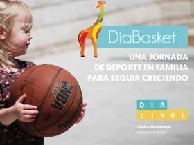DIABASKET, primer evento deportivo para niños con diabetes en torno al baloncesto