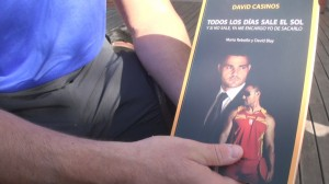 Libro de David Casinos