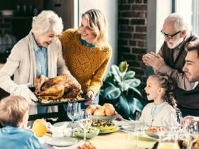 La navidad, época de amor por la comida