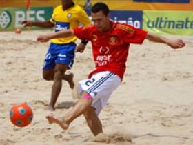 Entrevista a Miguel Beiro, jugador de la Selección Española de Fútbol Playa