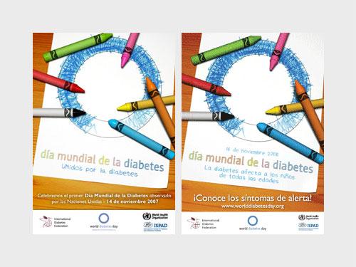 2007 - 2008: Diabetes en niños y adolescentes