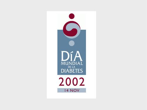 2002: Tus ojos y la diabetes: no pierdas los riesgos de vista