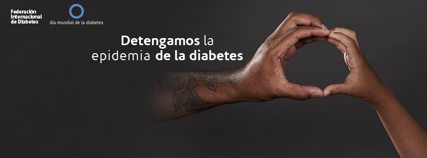 Detengamos la epidemia de la diabetes, Día Mundial de la Diabetes 2015