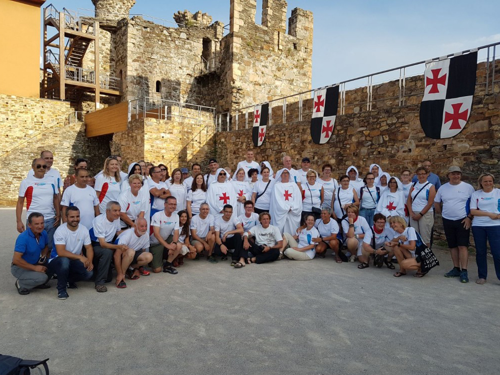 Visita al Castillo de Ponferrada