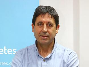 Alberto D., Servicio de Endocrinología y Nutrición del Hospital del Bierzo