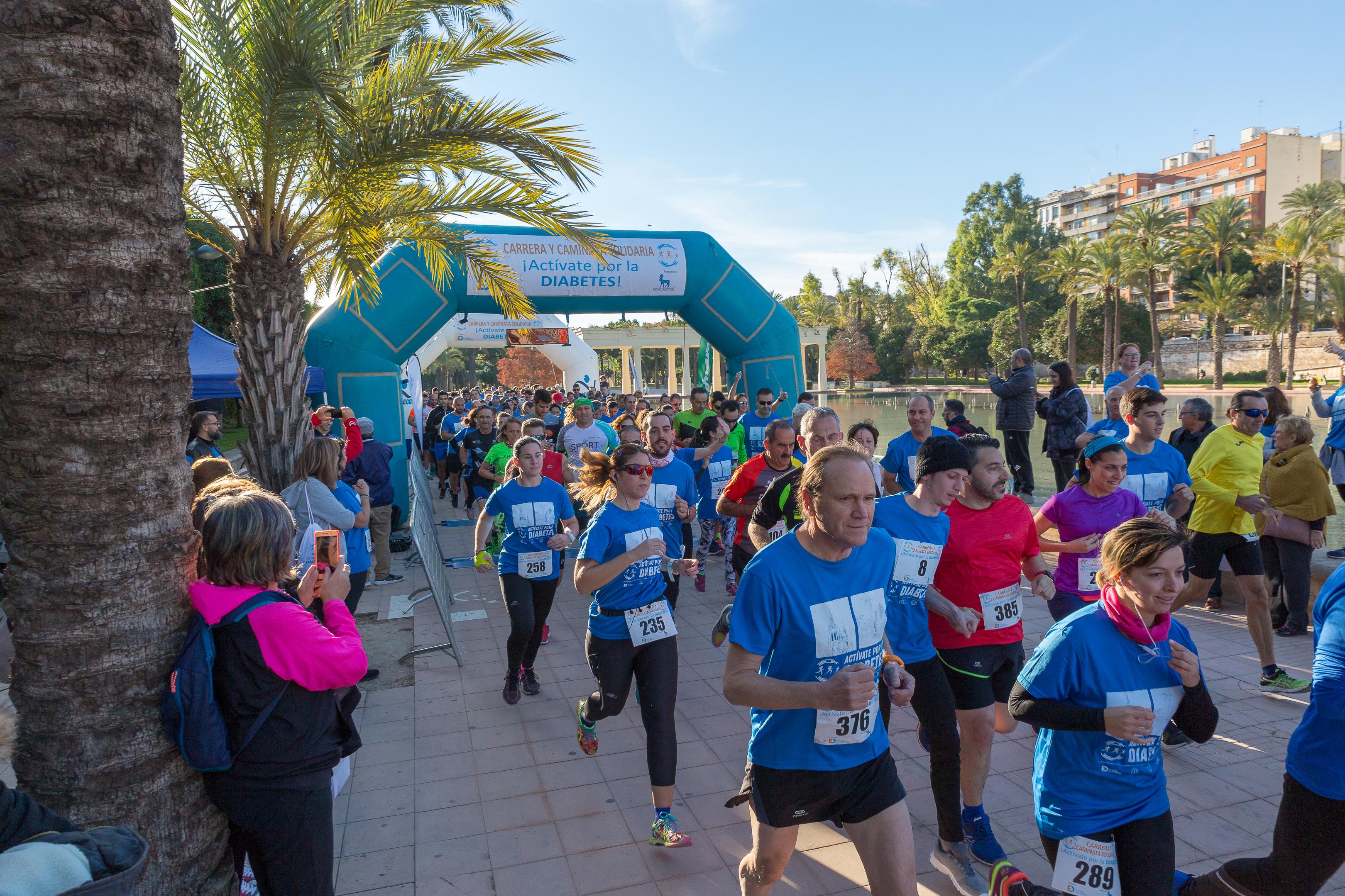 participación deportiva en diabetes tipo 1