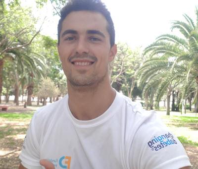 """Sergio Jornet- """"El deporte me ha ayudado a un óptimo control de la diabetes"""""""