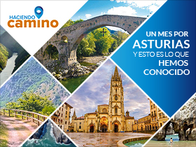 Un mes por Asturias y esto es lo que hemos recorrido