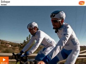Ciclismo 'Sprint a la diabetes'. Reportaje de Teledeporte, RTVE