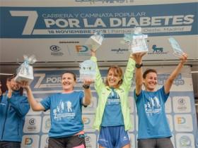 ¡Gracias por unirte a la marea azul! 7ª Carrera y Caminata Popular por la Diabetes