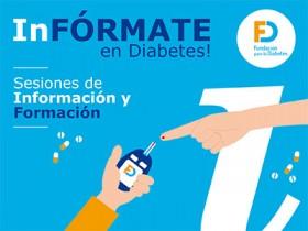 InFÓRMATE en Diabetes, Palma!