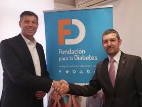 Fundación para la Diabetes y FEDE se unen para mejorar la calidad de vida de las personas con diabetes
