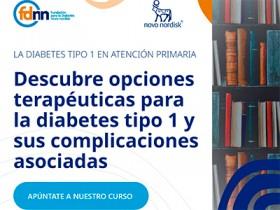Curso: La diabetes tipo 1 en atención primaria
