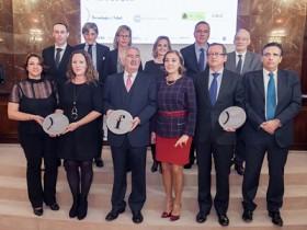 La Fundación para la Diabetes premiada por la Fundación Tecnología y Salud y Fenin