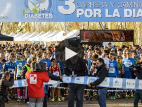 Video de la 3ª Carrera y Caminata Popular por la Diabetes