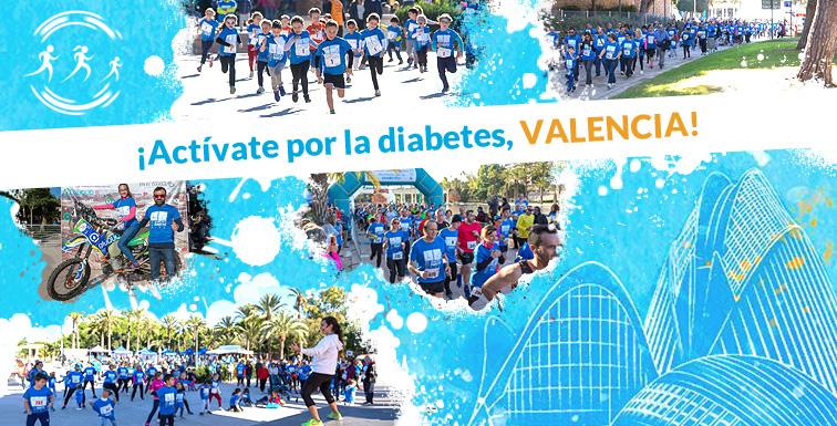 Ya puedes ver las fotos - Actívate por la Diabetes, Valencia!
