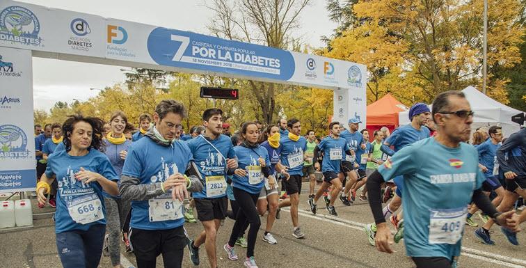 Fotos 7ª Carrera y Caminata por la Diabetes