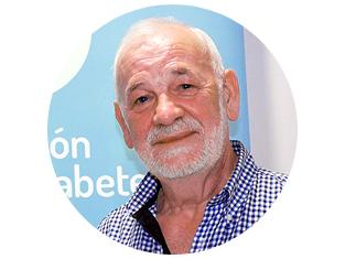 José. 62 años