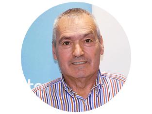 Juan. 64 años
