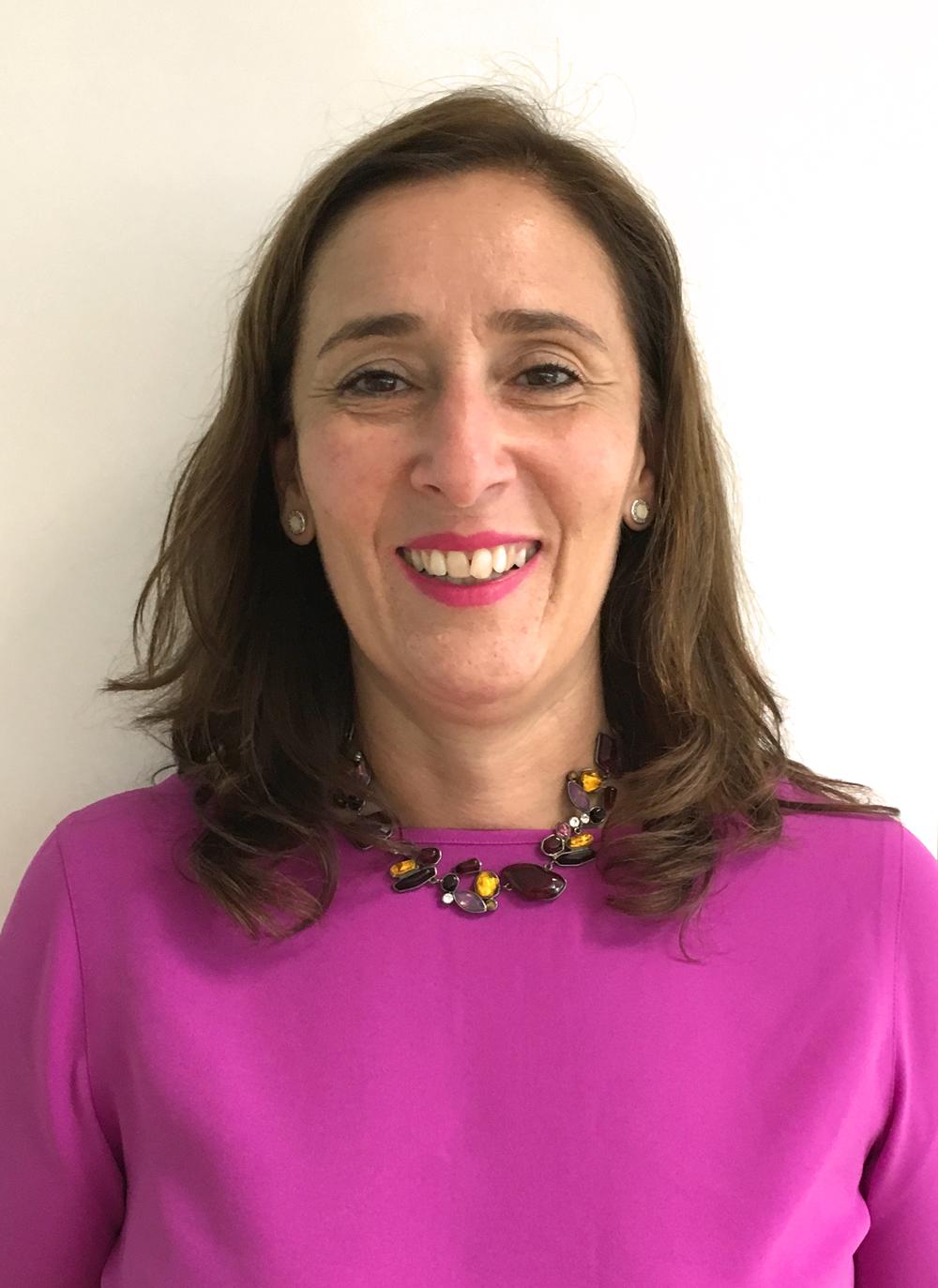 Ana Mateo, directora de la Fundación para la Diabetes