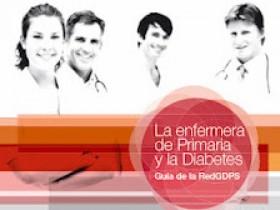 La enfermera de Primaria y la Diabetes. Guía de la RedGDPS