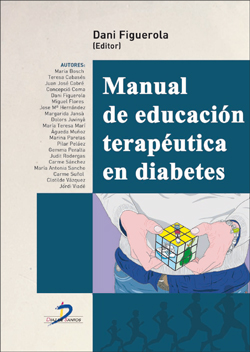 Portada del Manual de educación terapéutica en diabetes