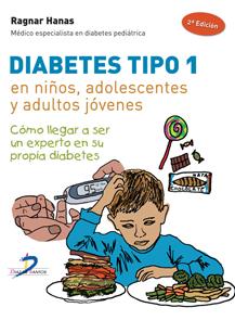 Portada Diabetes tipo 1 en niños y adultos jóvenes