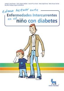 Portada cómo actuar ante enfermedades intercurrentes en el niño con diabetes