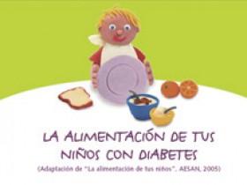 La alimentación de tus niños con diabetes. Nutrición saludable de la infancia a la adolescencia