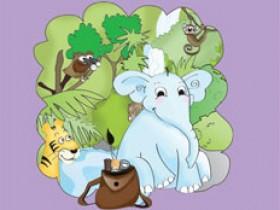 Floppy, el elefantito diabético