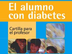 El alumno con diabetes. Cartilla para el profesor