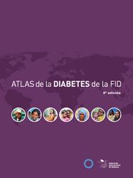 Portada del libro Atlas de la Diabetes de la FID (6º Edición)