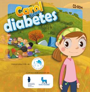 Portada CD Carol tiene Diabetes