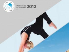 Memoria 2012 de la Fundación para la Diabetes
