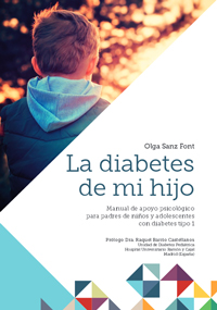 Portada La diabetes de mi hijo