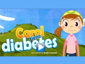Carol tiene diabetes (video)